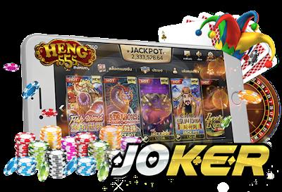 Mesin Putaran Online Agen Slot Terpercaya Joker123