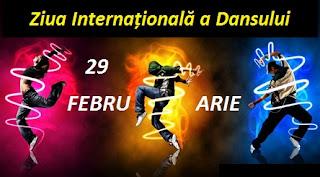 29 aprilie: Ziua Internațională a Dansului