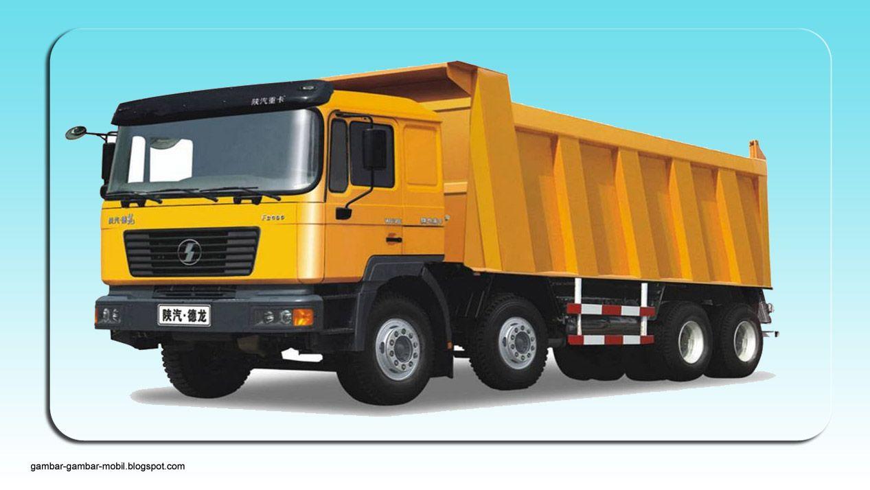 Foto Mobil Truk Besar  Gambar Gambar Mobil
