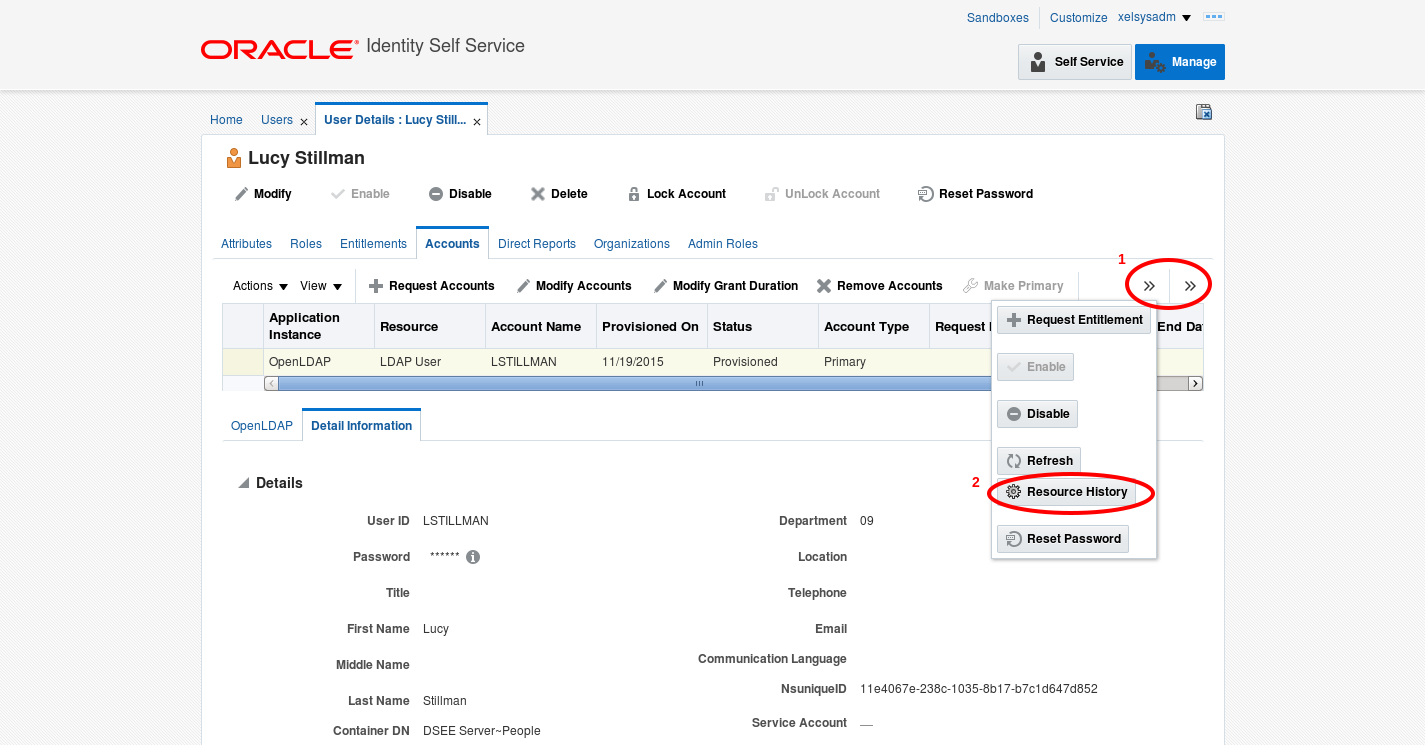Oracle Stack: OIM API: Calling Process Task Instance On User