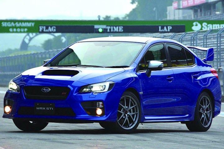 Subaru sẽ có động cơ boxer tăng áp mới trong năm 2021