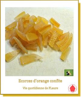 Vie quotidienne de FLaure : Brioche parfumée à l'orange et au chocolat