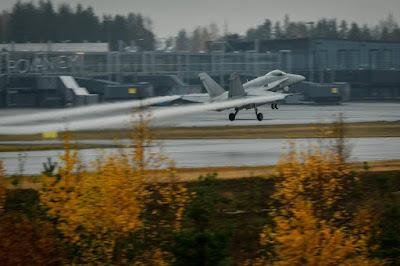 Finland Ruska 20 exercise