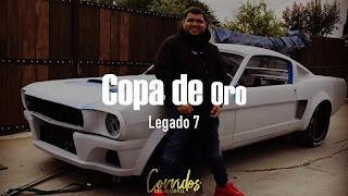 LETRA Copa De Oro Legado 7