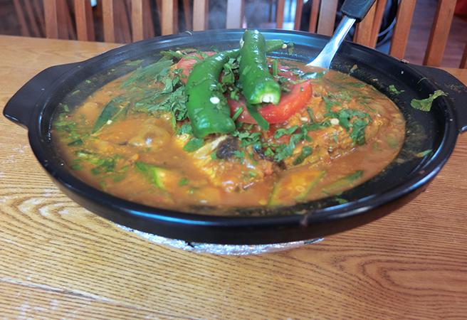 Curry Gardenn