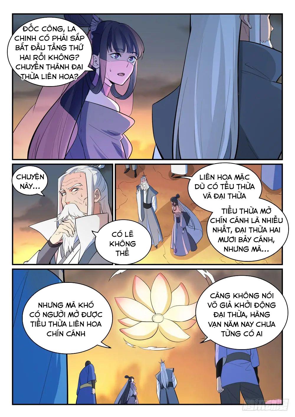 Bách Luyện Thành Thần Chapter 422 video - Hamtruyen.vn