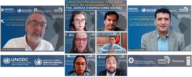 Derecho a la información, clave para cumplir los objetivos de la agenda 2030: Oscar Guerra