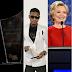 I Go Dye dedicates his World Habitat Ambassador award to Hilary Clinton