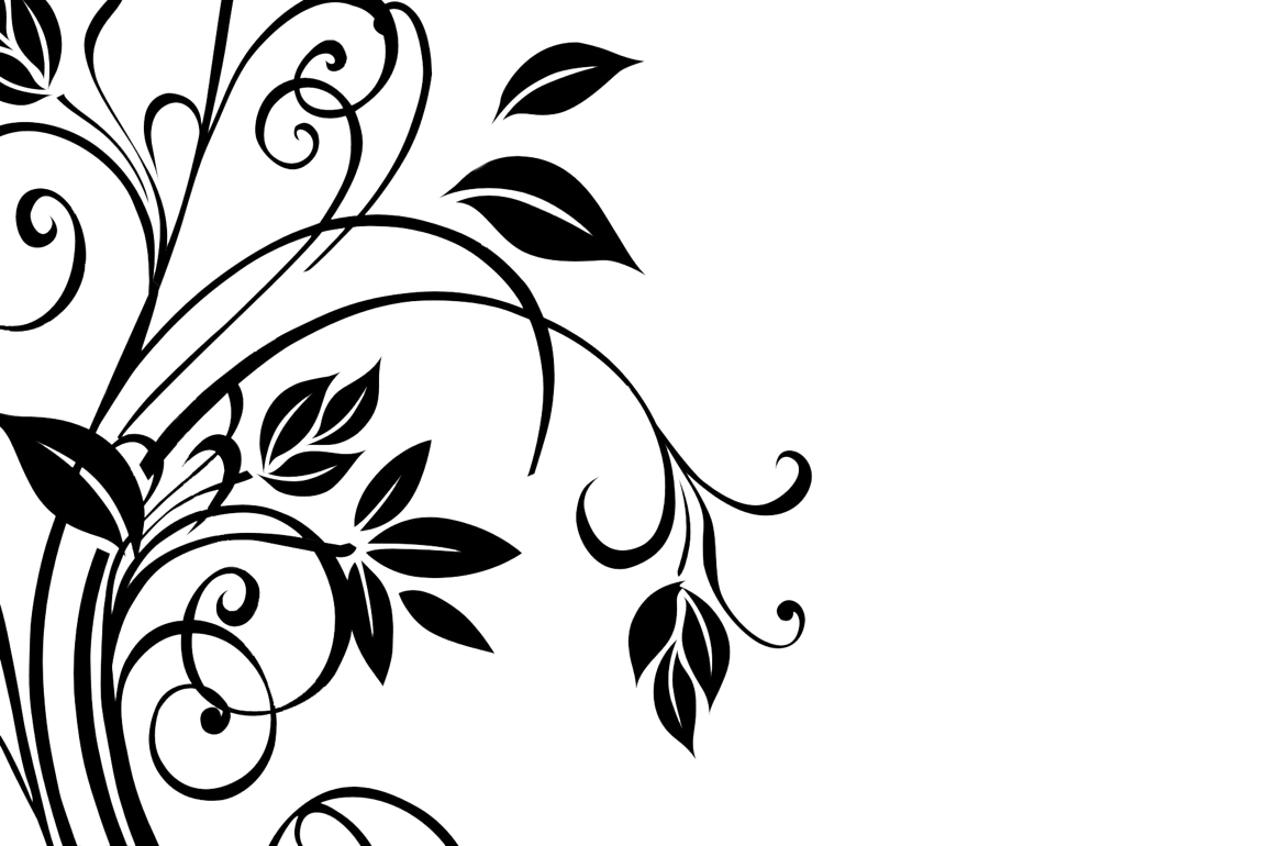 Pictures of Simple Floral Pattern Png - #rock-cafe