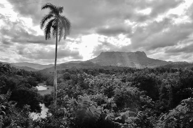 El Yunque é o cartão-postal de Baracoa, uma das regiões mais remotas de Cuba.
