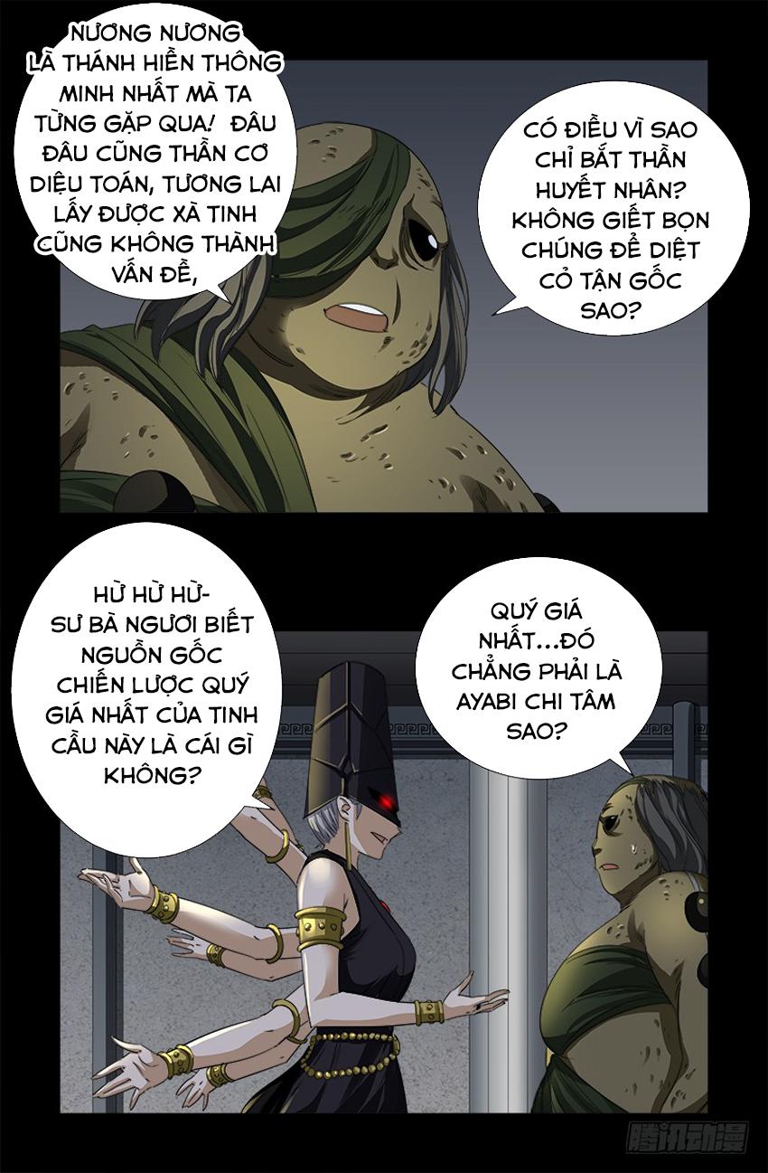 Huyết Ma Nhân Chapter 496 video - Hamtruyen.vn
