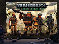 Download Game Android WarCom: Genesis v1.1.3 APK +DATA
