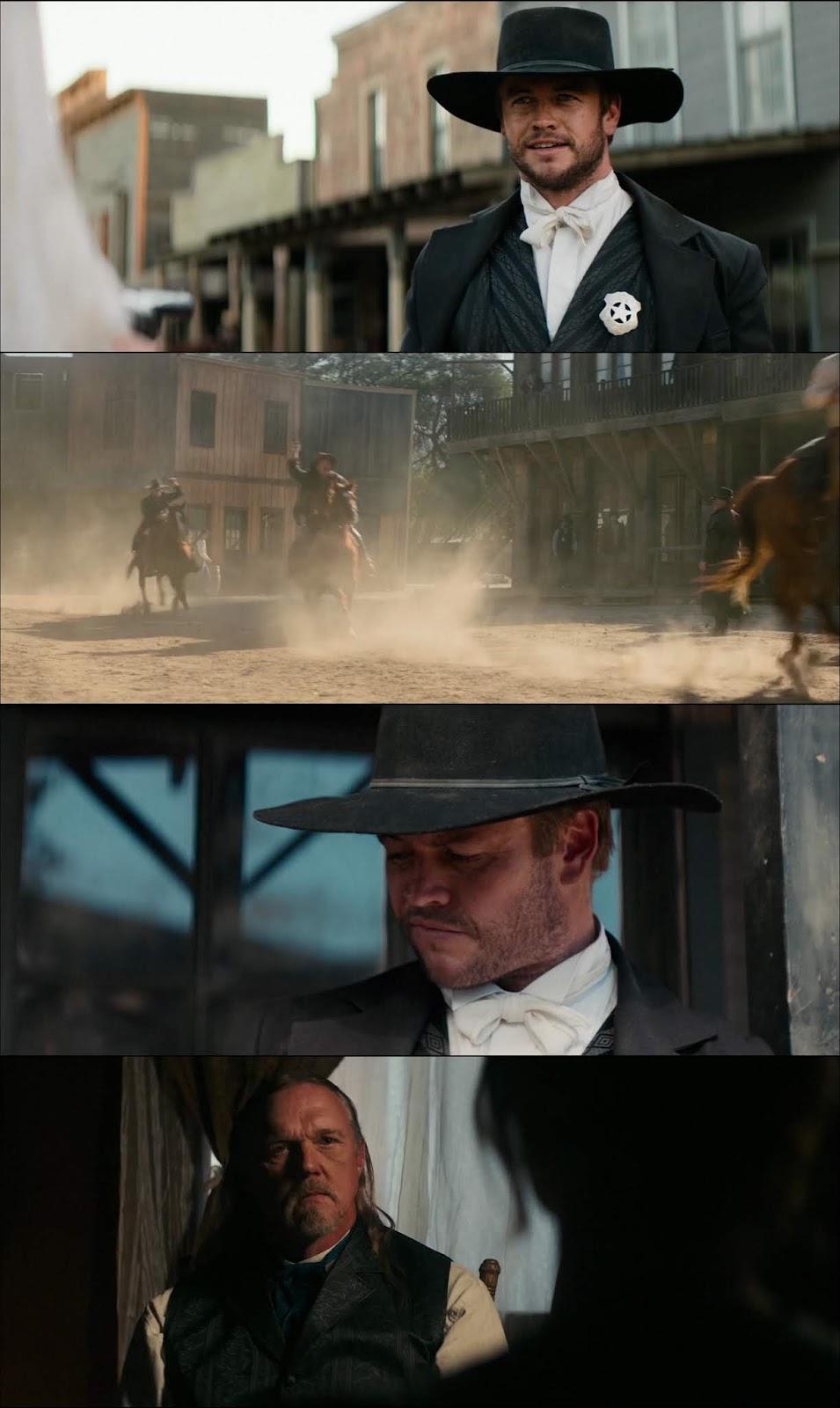 La Leyenda de Wild Bill Hickok (2017) HD 1080p Latino