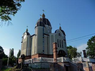 Рівне. Церква св. Миколая