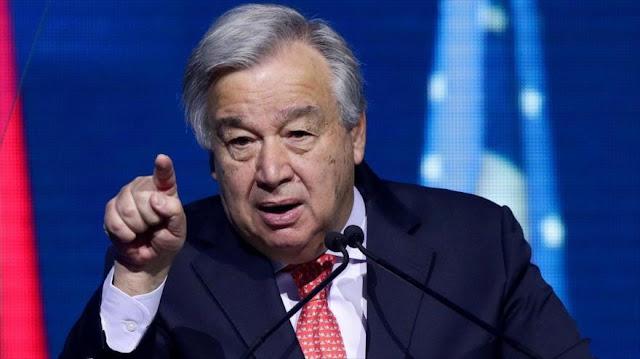 ONU alerta de falta de solidaridad con los países en desarrollo
