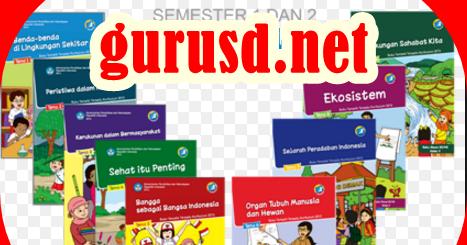 Buku Kelas 1 Semester Dua Kurikulum 2013 Revisi Tahun 2016 Lengkap Kurikulum 2013 Revisi