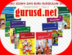 Buku Kelas 1 SD Kurikulum 2013 Semester Genap Revisi Tahun 2016