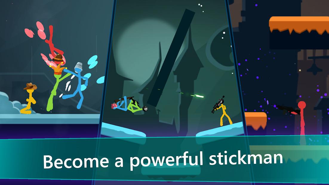 Stickfight Infinity Hileli APK - Sınırsız Para Hileli APK
