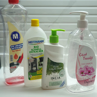 heitman, incia sıvı sabun, daycare sıvı sabun
