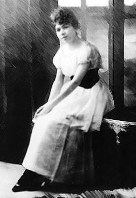 retrato Alfonsina Storni