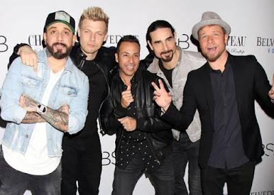 Boyband Barat Terpopuler Backstreet Boys