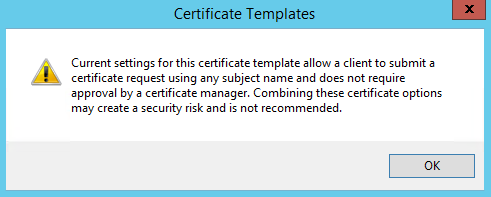 Random notes of a sysadmin windows 2012 r2 rds configure rds close the new template now by selecting ok and close your certificates templates console yadclub Image collections