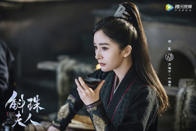 Yang Mi's Male Disguise and William Chan's Fang Zhu in New Novoland: Pearl Eclipse Stills