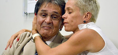Fachin proíbe Cristiane Brasil de ter contato com o pai Roberto Jefferson