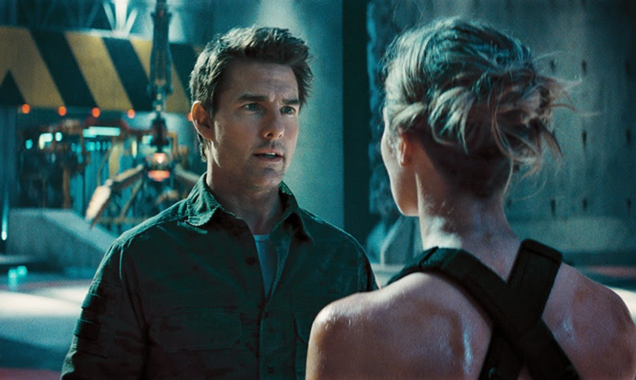 Tom Cruise Şi Emily Blunt În Filmul Sci-fi Edge Of Tomorrow