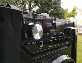 Gadget Explained: Intempo Tailgate LED Bluetooth Karaoke Speaker