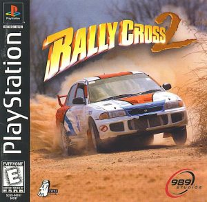Download Rally Cross 2 (1998) PS1