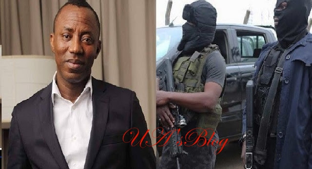 Breaking News: We Are Ready To Release Sowore - DSS
