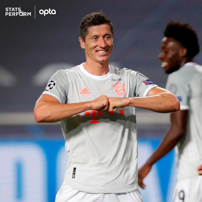 Lewandowski khiến Messi lu mờ: Không cần QBV vẫn ghi danh sử sách 3