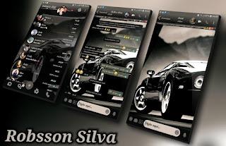 Black Car Lambo Theme For YOWhatsApp & Fouad WhatsApp By R̳o̳b̳s̳s̳o̳n̳