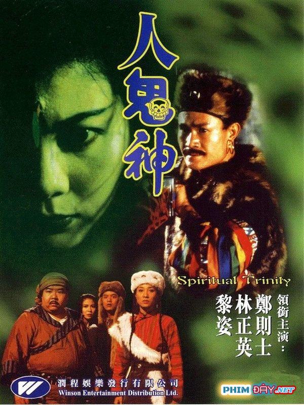 Nhân Quỷ Thần - Spiritual Trinity (1991)