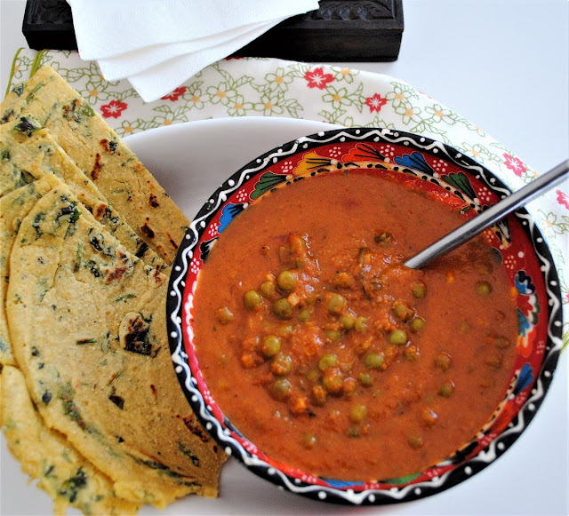 peas-guisantes-curry-matar-masala