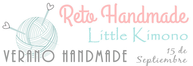 Reto Hand made verano Little Kimono