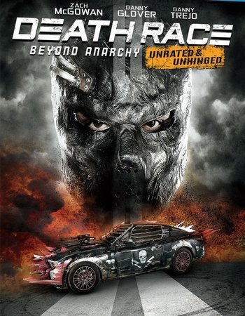 Death Race 4 Beyond Anarchy (2018) English 300MB