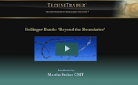 Bollinger Bands webinar - TechniTrader