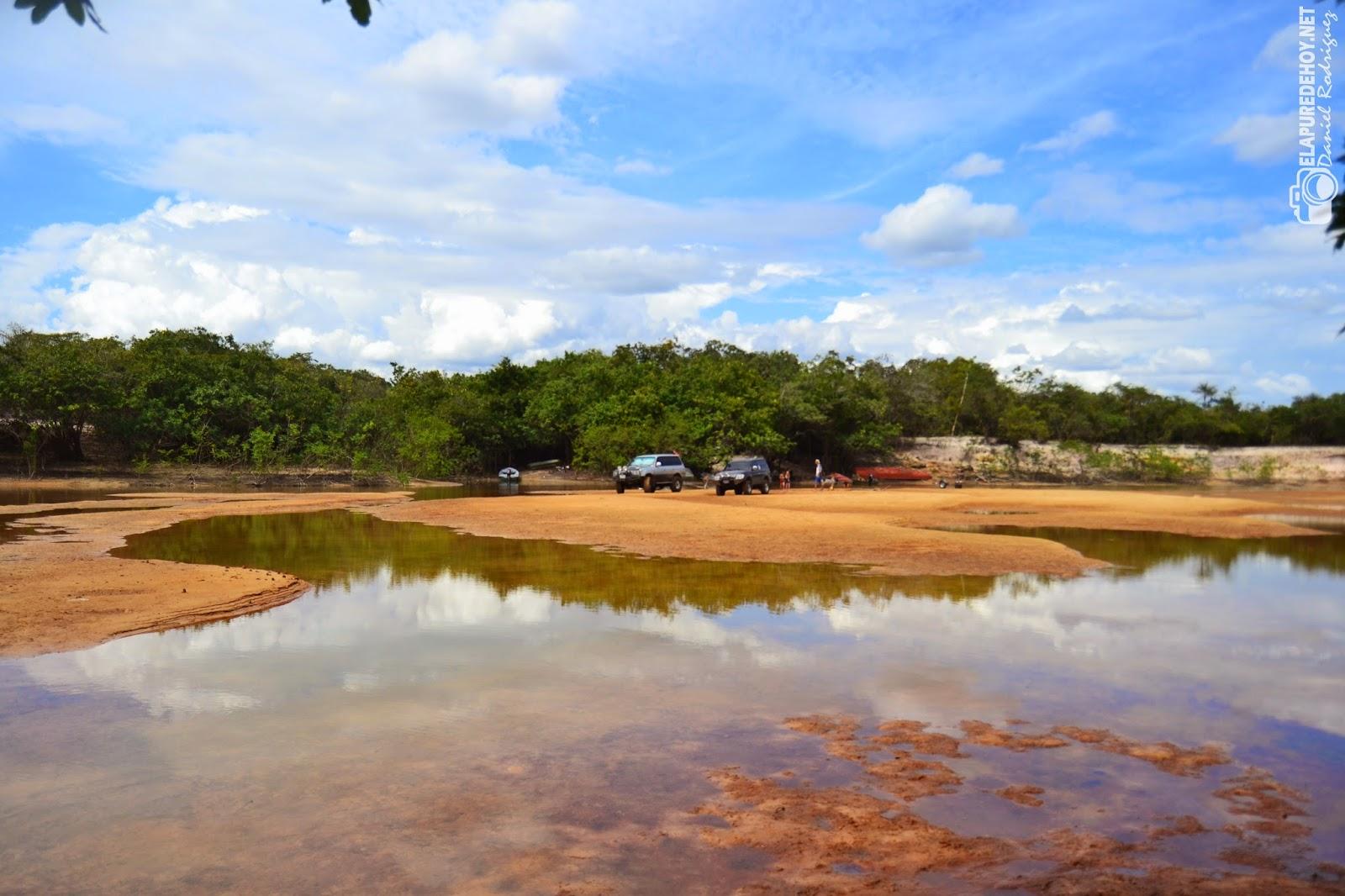 """APURE: Conozca  la playa de agua dulce del Cinaruco en verano tomadas por Daniel Rodriguez """"ElApuredehoy"""". TURISMO."""