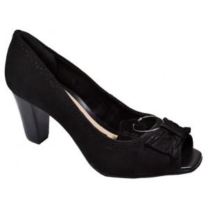 la mejor actitud a7a7e 862e0 Zapatos Taco Medio Grueso   Tienda De La Moda