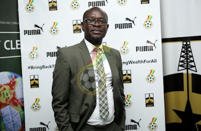 """Coach C.K Akonnor Sacked As """"Black Stars"""" Coach With His Two Assistants [Read Full Details]"""