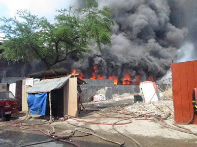 Fire in a Factory at Valenzuela City left 72 workers dead