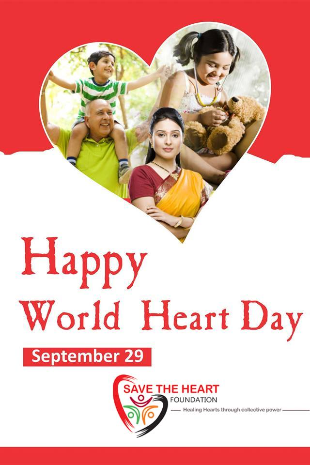 World Heart Day Wishes Awesome Images, Pictures, Photos, Wallpapers