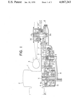 Listing and Links to Old Honda CT90 Patents