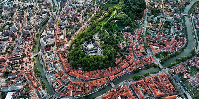 Dia 1 (II): Ljubljana