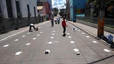 Prefeitura de Jequié promove mudanças no trânsito do Centro da cidade
