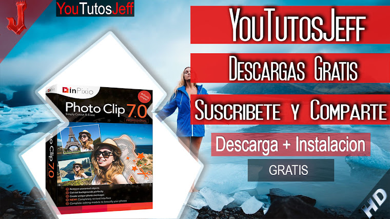 InPixio Photo Clip Professional 7.6.0 FULL ESPAÑOL