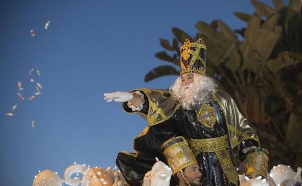 Horario e Itinerario Cabalgata de Reyes Magos de Málaga 2020