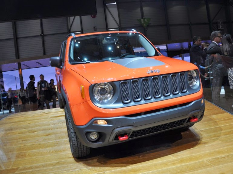 The Jeep Renegade